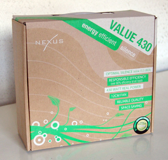 nexus product box